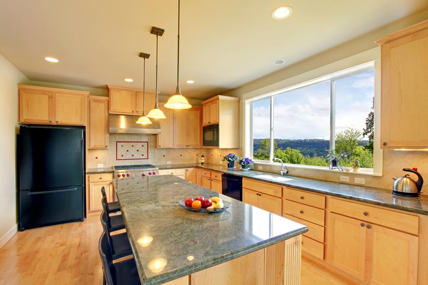 Denver Remodeling Kitchen Designs With Natural Light