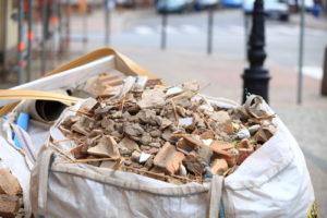 remodeling debris removal