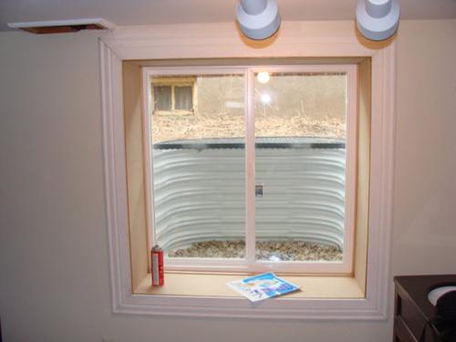 Denver Egress Windows Window Wells Basement Remodeling in