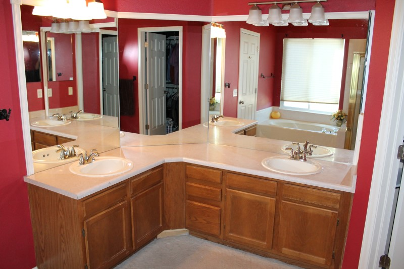 ... Golden Bathroom Remodeling ...