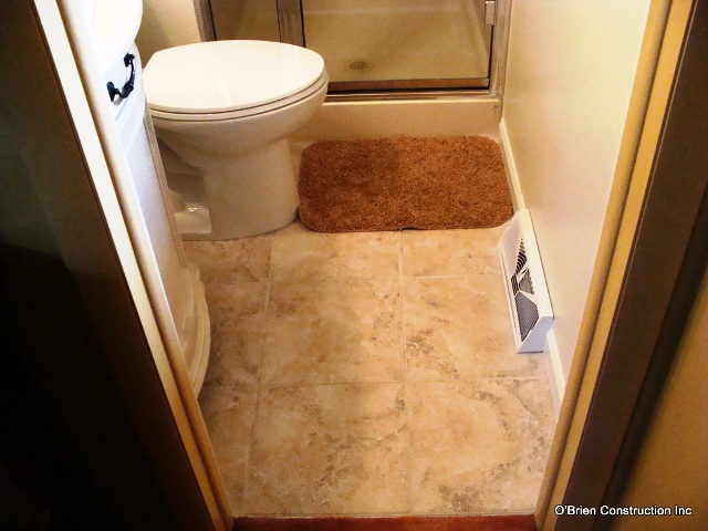 Denver bathroom flooring installation tile bathroom - Bathroom remodel contractors denver ...