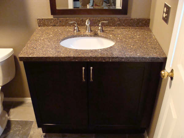 Beautiful Bathroom Cabinets  Cabinets Of Denver  Serving Evergreen Conifer
