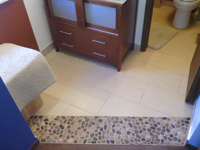 Denver Bathroom Flooring Installation Tile Bathroom