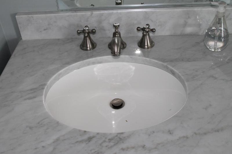 Marble Bathroom Remodel In Denver Co